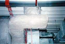 Stahlblechkanalverkleidung L 90