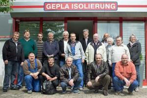 Team der Gepla Isolierung