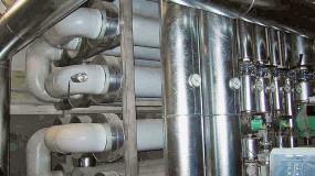 Wärmeschutz in technischen Anlagen