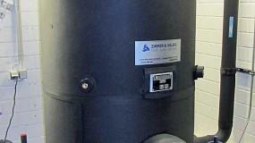 Kälteschutz in technischen Anlagen