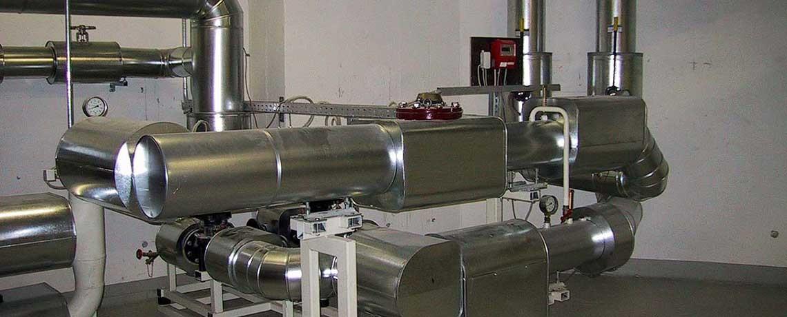 Isolierung und Anlagenschutz für Ihre technischen Anlagen